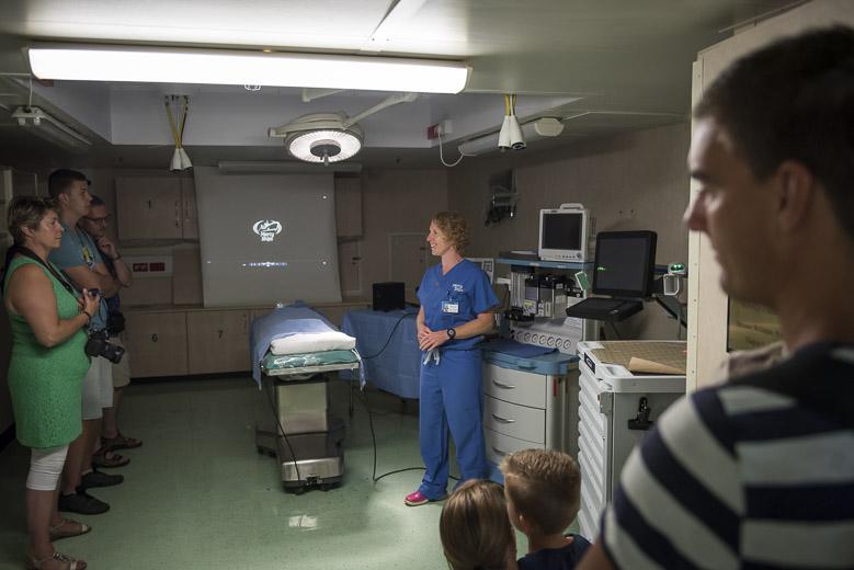 ziekenhuisschip, Africa Mercy, mercyships, Mercy Ships, België, vrijwilligers