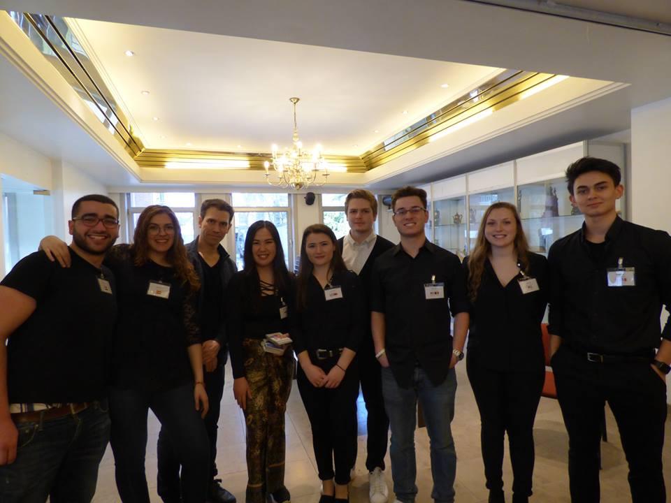 Studenten Brussel organiseren evenement voor het goede doel