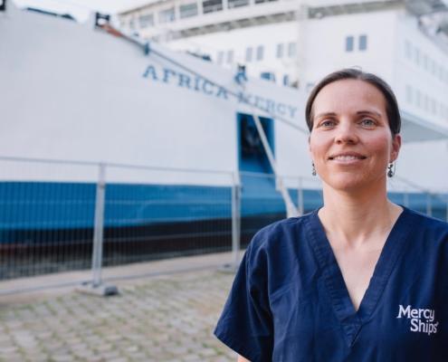 Catherine Vandewaeter, Anesthesia Provider.