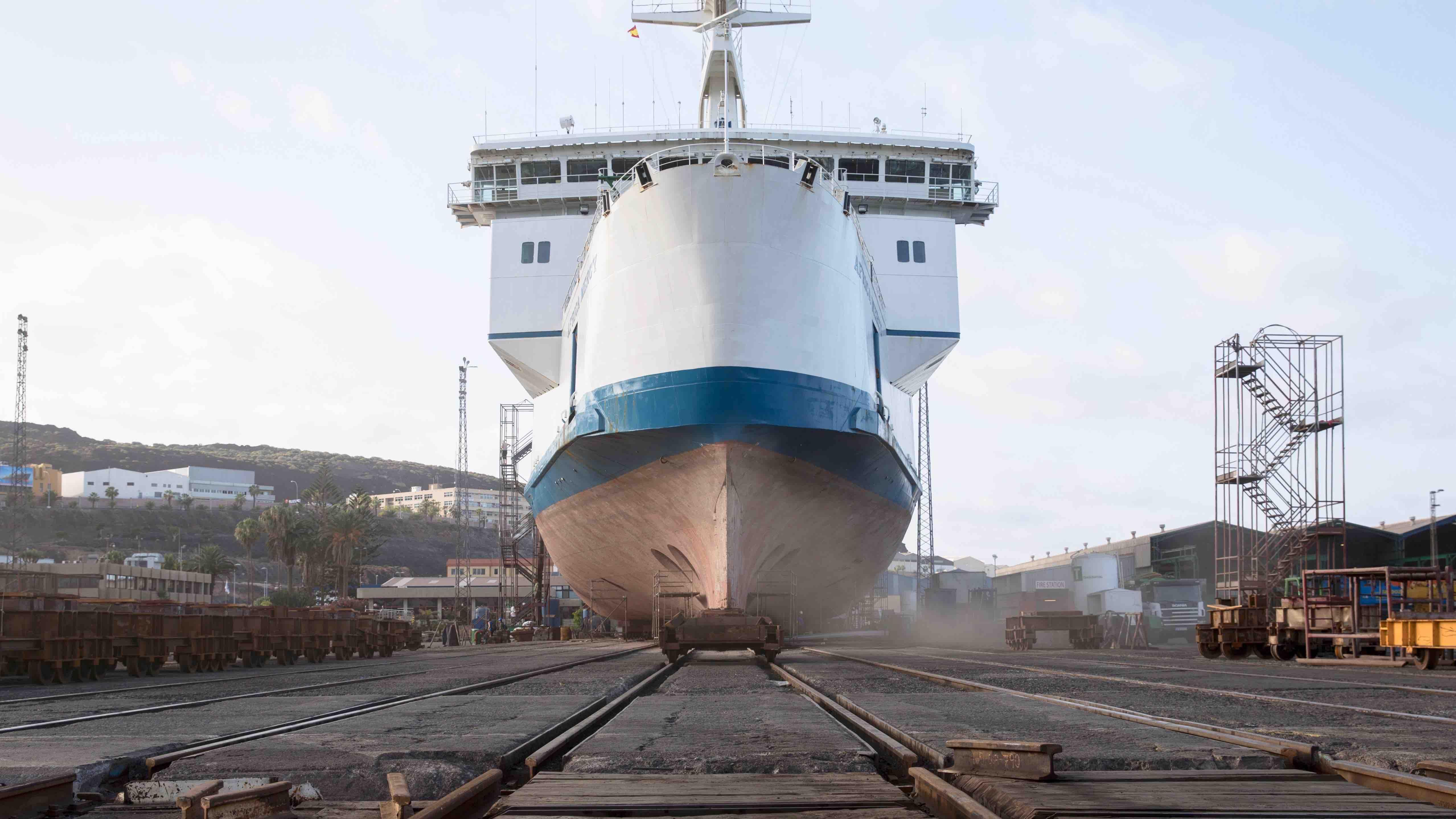 ziekenhuisschip Mercy Ships