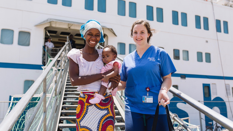 Aissata Mercy Ships Africa Mercy