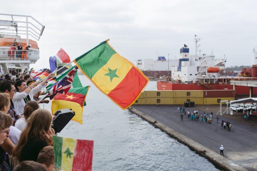Mercy Ships Senegal