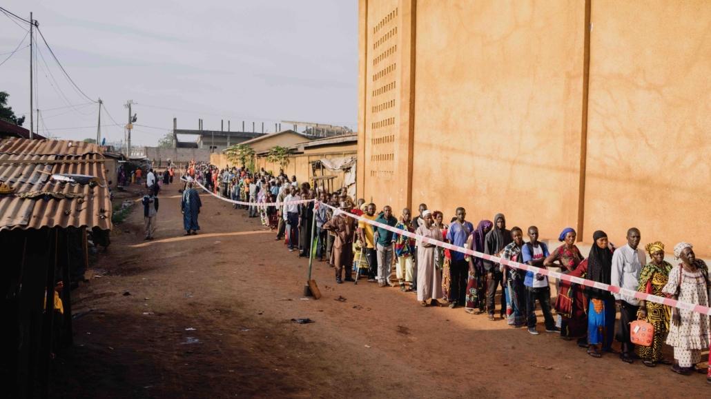 Senegal Mercy Ships Africa Mercy
