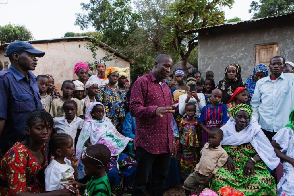 Amadou Mercy Ships