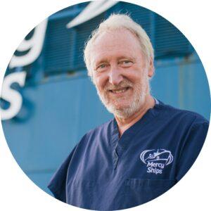 Jos Claes Mercy Ships