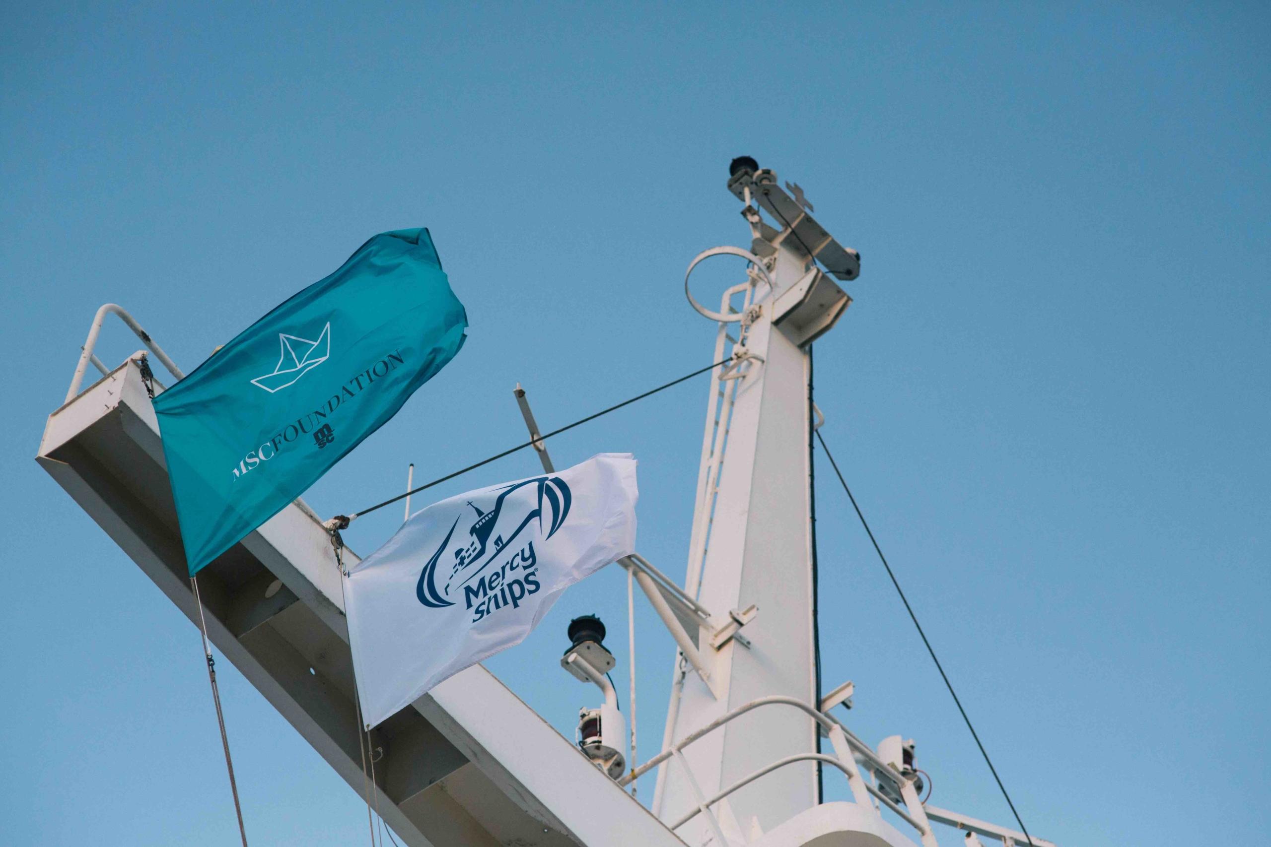 Partners Mercy Ships