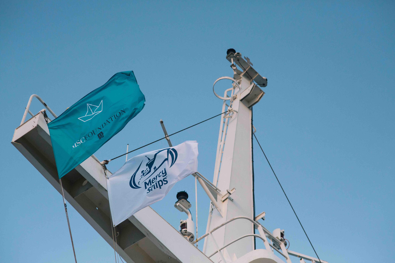Partners Mercy Ships België