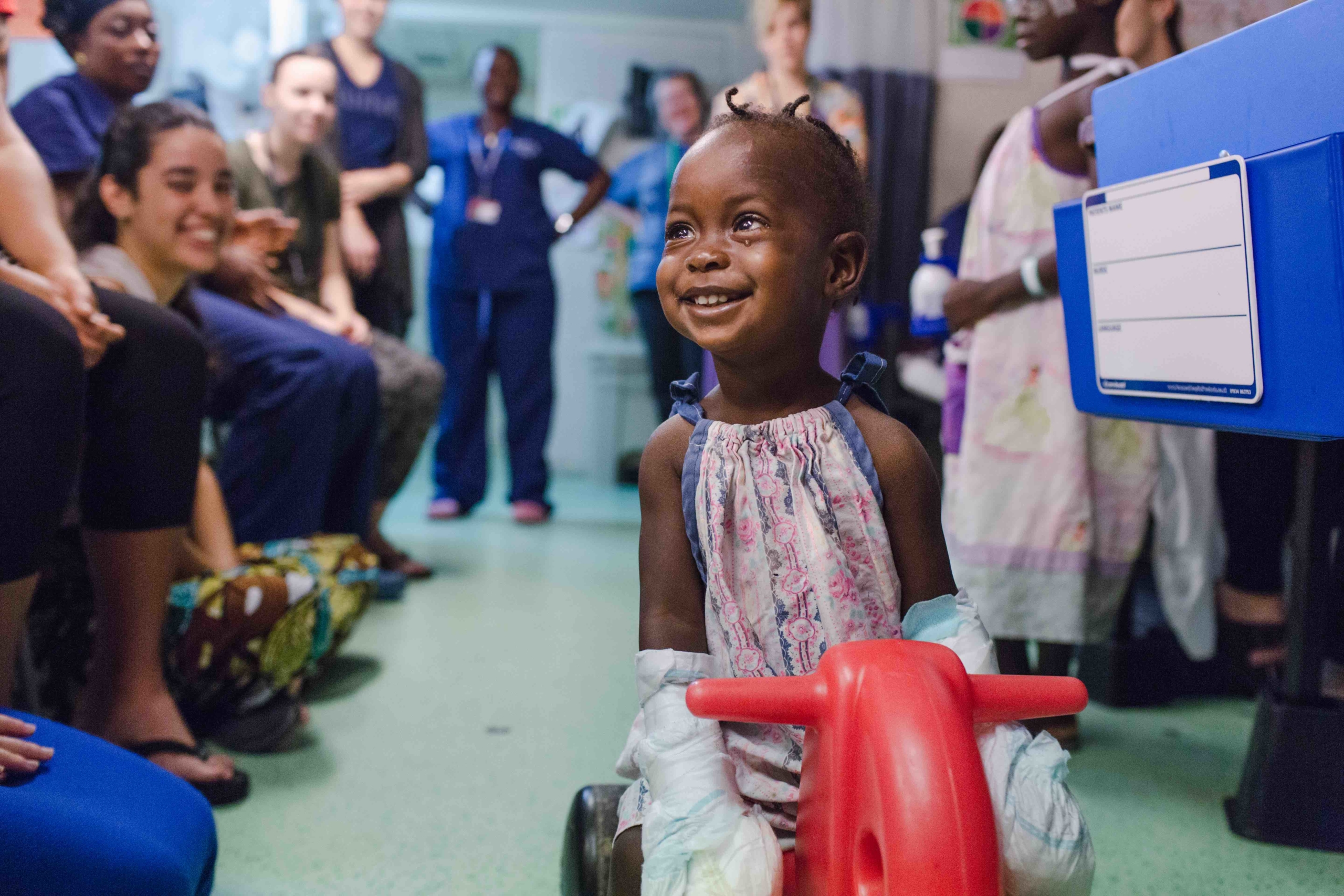 Contact Mercy Ships