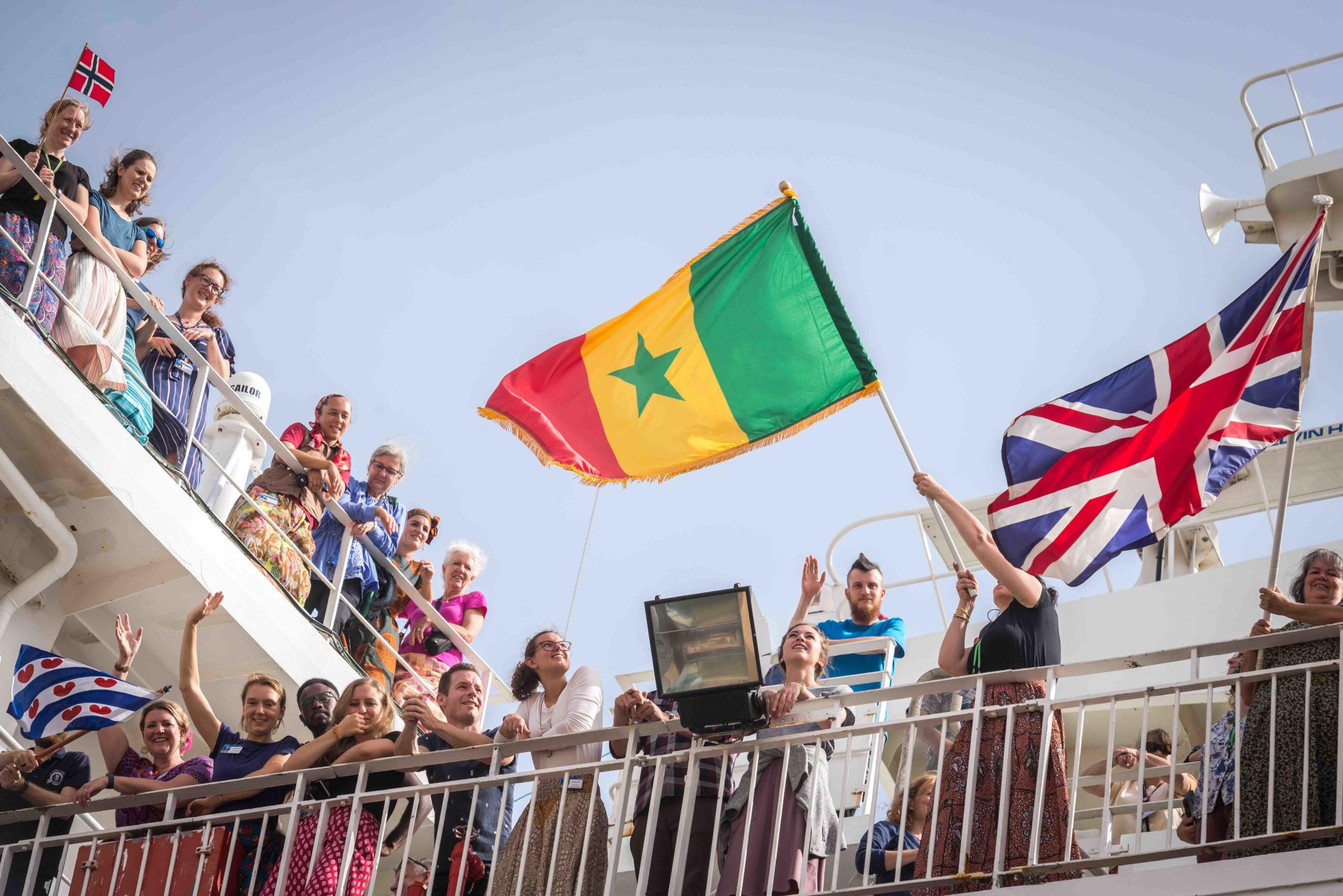 Missie Senegal Mercy Ships