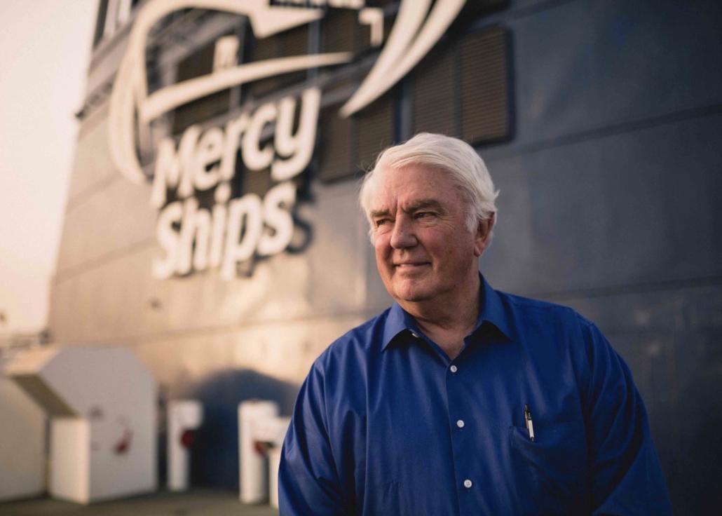 Geschiedenis Mercy Ships