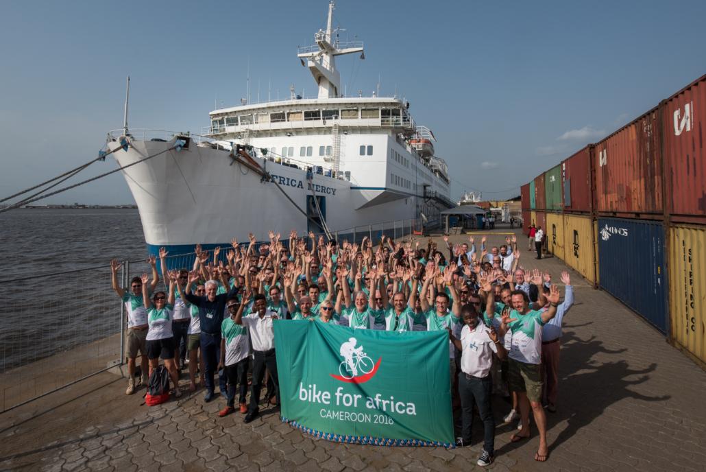 Partenaire Mercy Ships