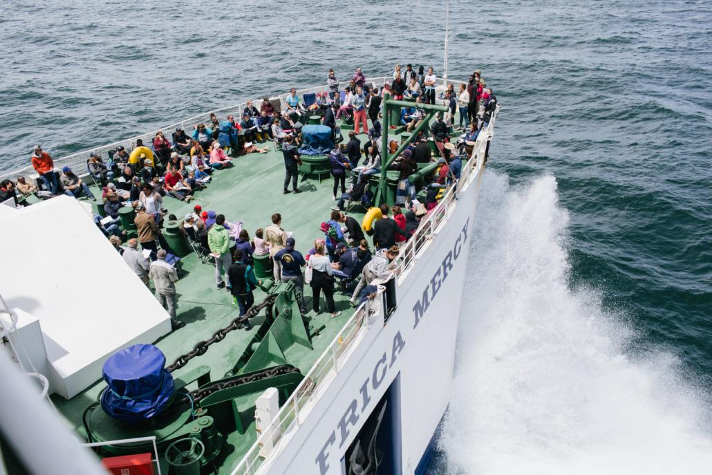 Africa Mercy ziekenhuisschip Mercy Ships