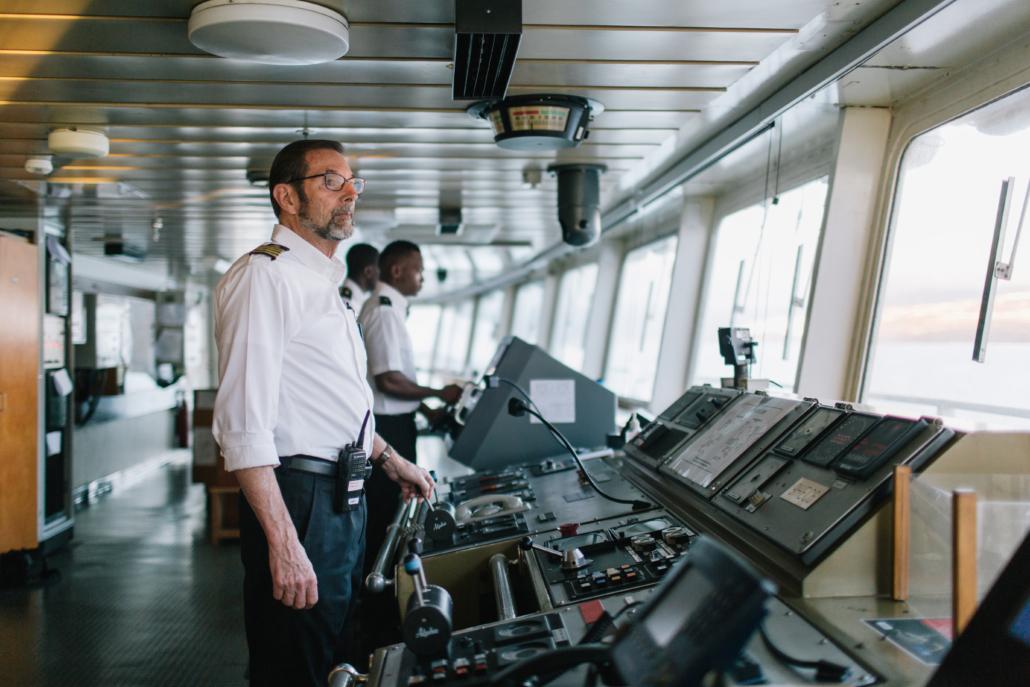 Maritiem en technisch vrijwilligerswerk