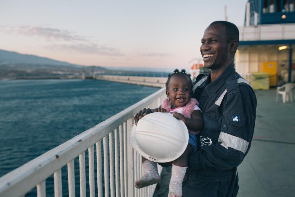 Maritiem en technisch vrijwilligerswerk bij Mercy Ships