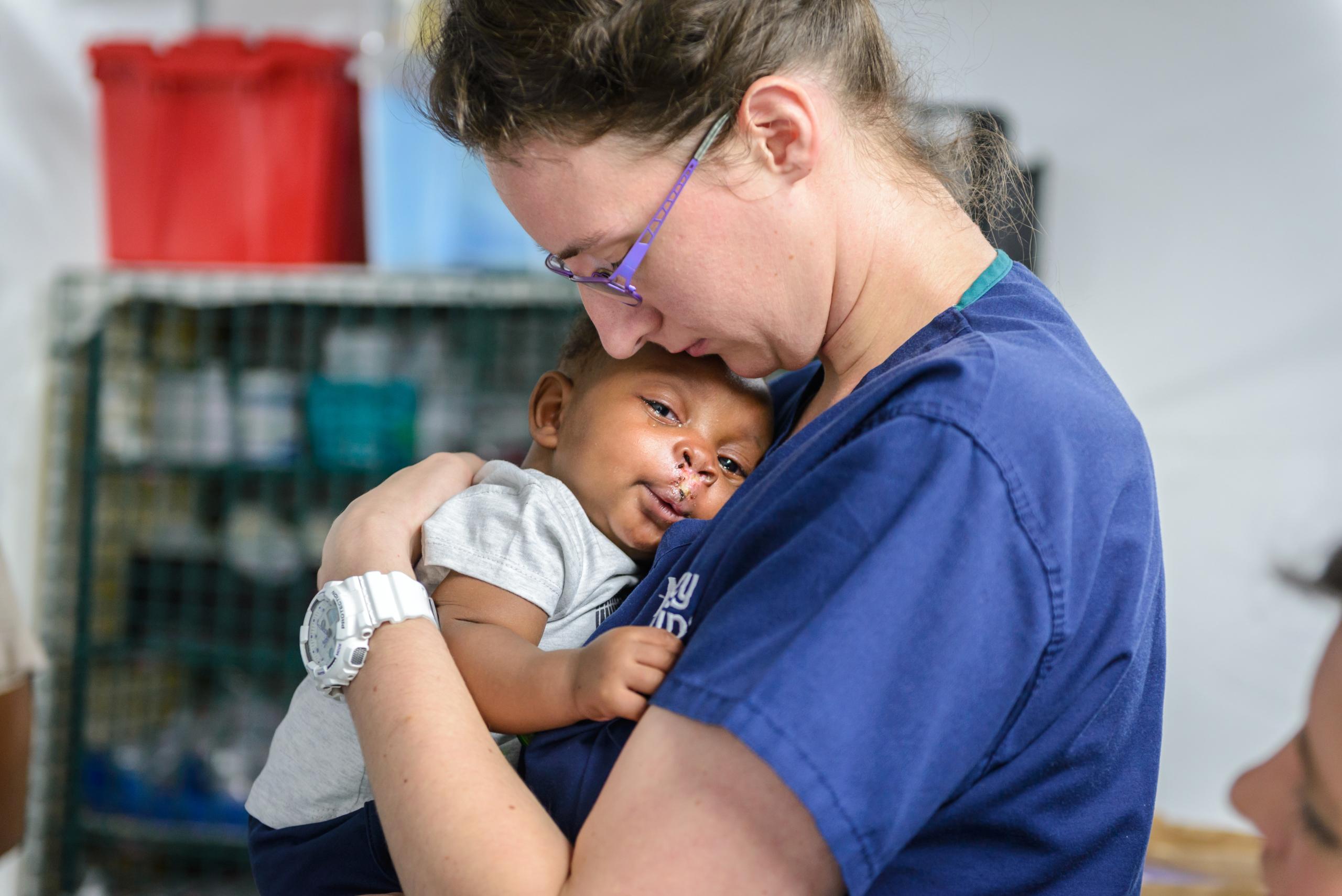 Word vrijwilliger in Afrika