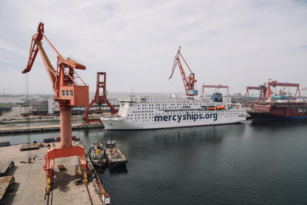 Global Mercy Mercy Ships
