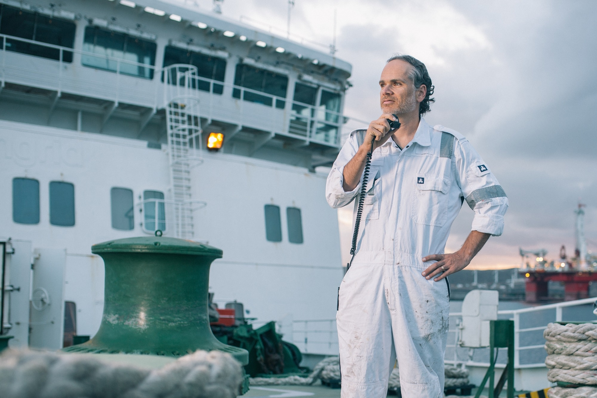 Zeevaarders Mercy Ships
