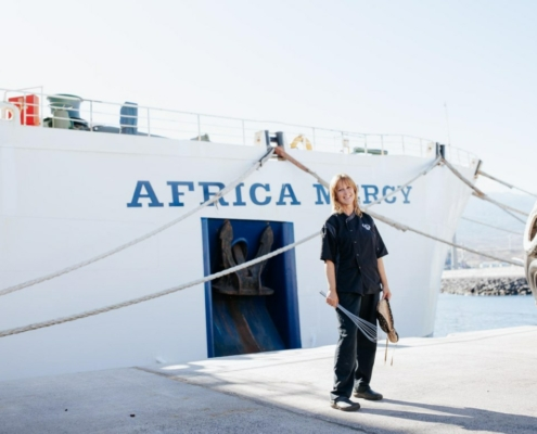 Jacqueline Mercy Ships