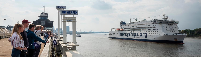 Global Mercy Antwerpen