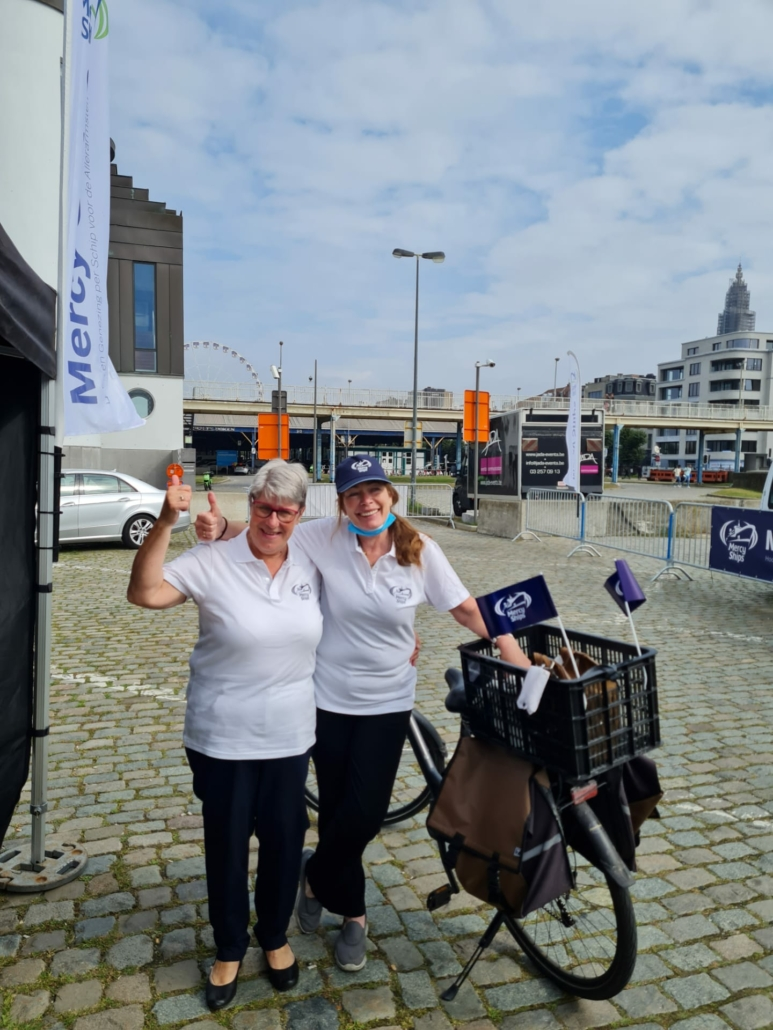 Vrijwilligerswerk België